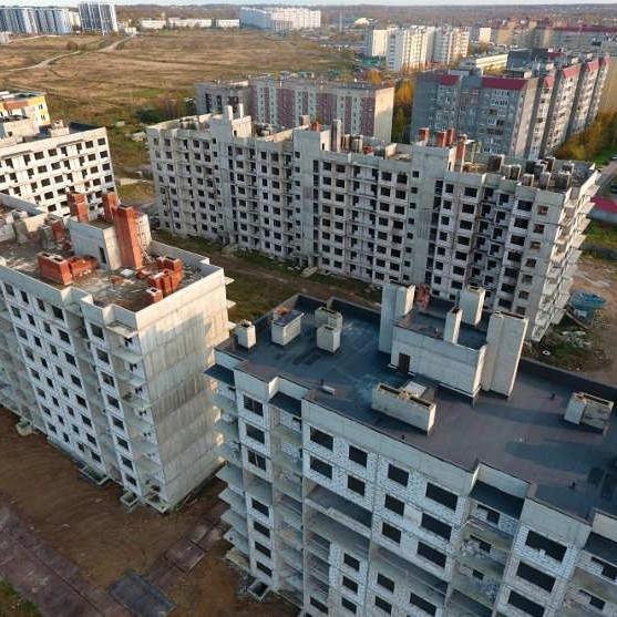 ЖК Янинский Каскад, ход строительства, стройка, комплекс, новостройка октябрь 2017