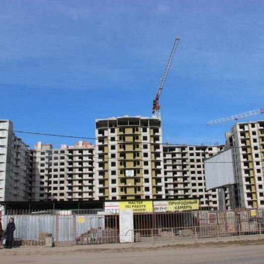 ЖК Янинский каскад строительство нового дома